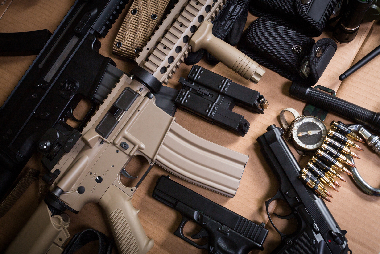 Massachusetts Assault Weapons Ban Survives Second Amendment Challenge