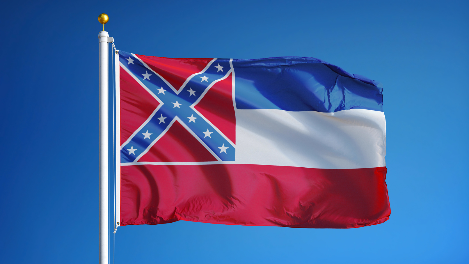Town Residents File Federal Lawsuit to Ban the Mississippi State Flag in Ocean Springs, MS