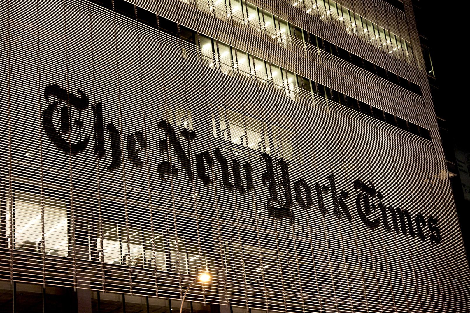 The New York Times Sues FCC Over Refusal to Respond to FOIA Requests