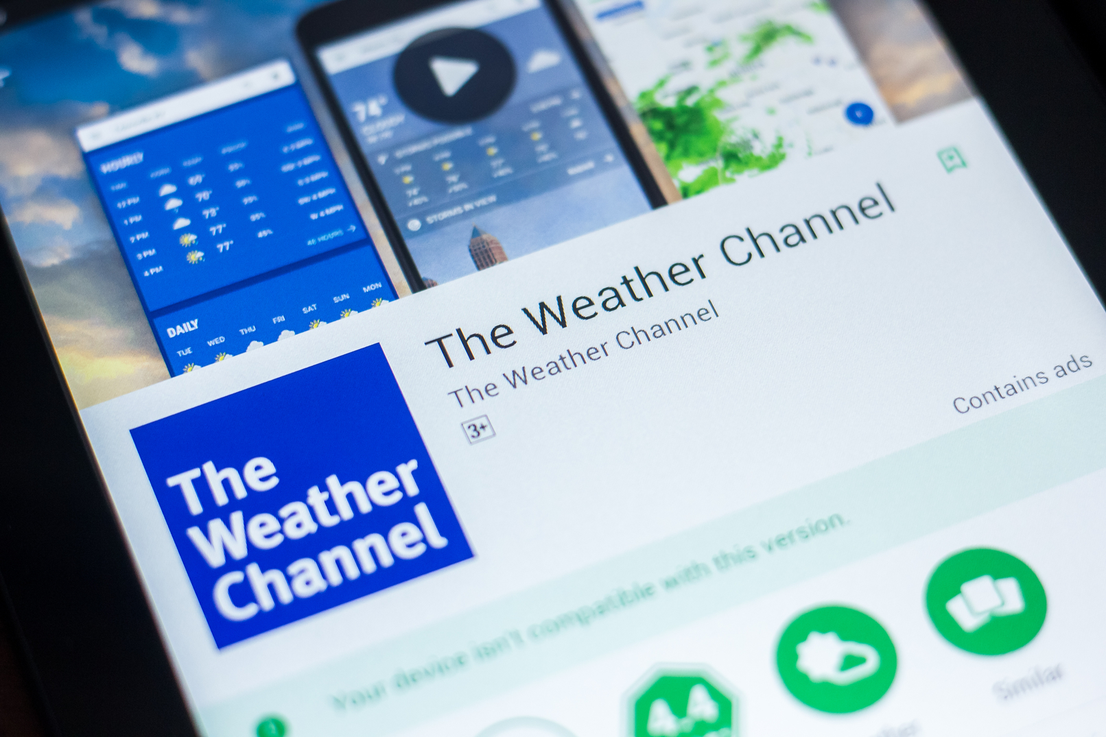 City of Los Angeles Files Suit Against the Weather Channel Over Data Mining