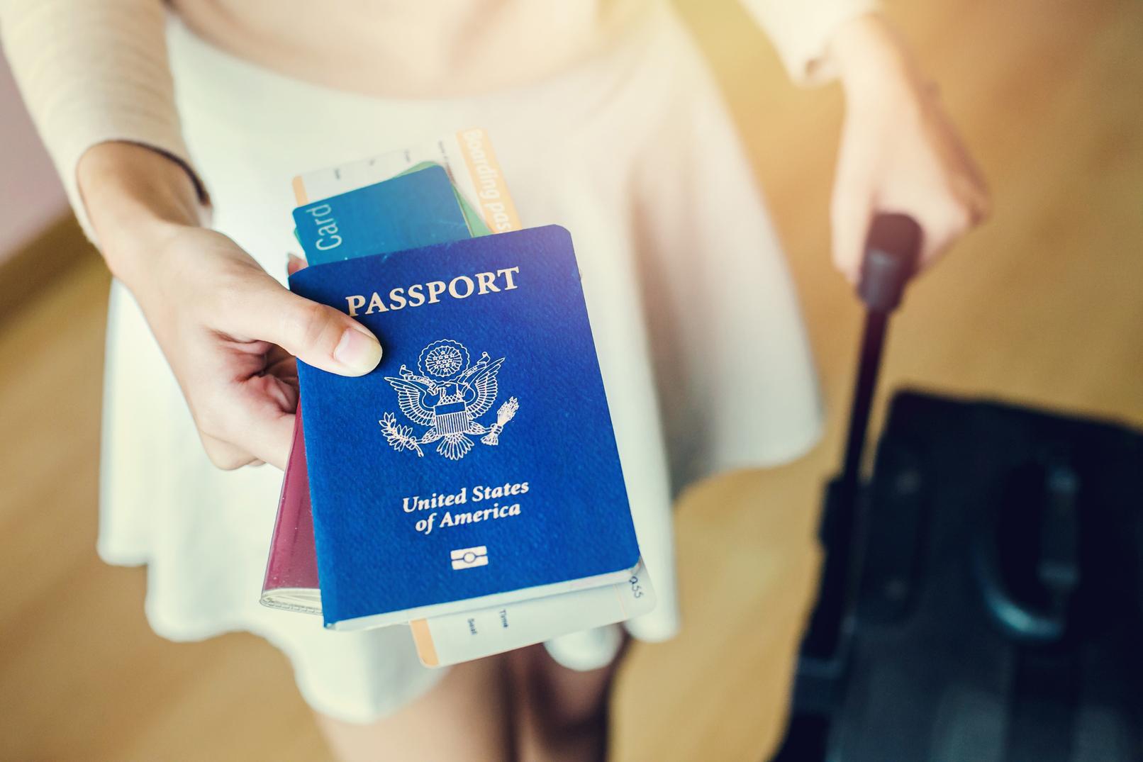 States Challenge Trump Administration Over Binary Gender Designations on Passports