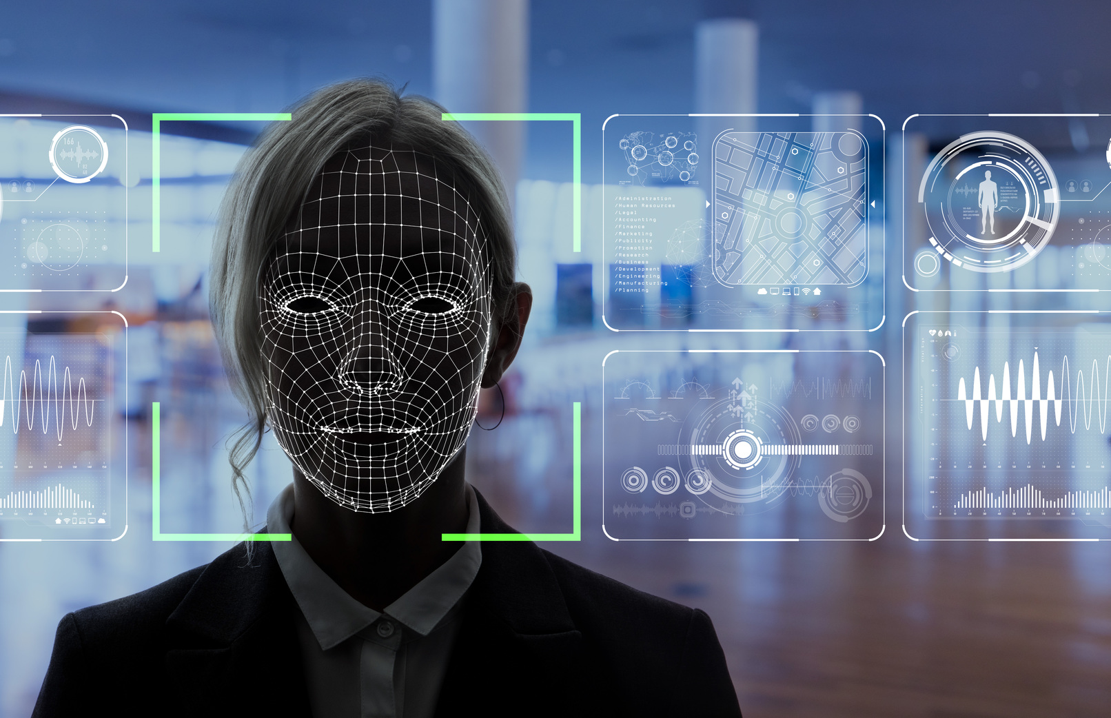 FBI and ICE Performing Facial-Recognition Searches with the Help of Driver's License Photos
